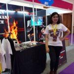 Hari pertama Indonesia Comic Con. 1 Oktober 2016