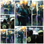 Para peserta yang meramaikan turnamen #SetanJalananRace di Indonesia Comic Con