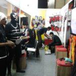 Sementara itu keseruan di Booth #FrankKomik masih berlangsung #SetanJalananRace
